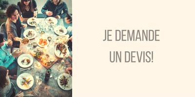 Event sur mesure, cours de cuisine, team building par Delphine Hourlay