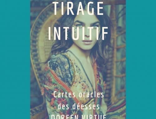 Tirage intuitif N°2 ( Cartes oracles des déesses)