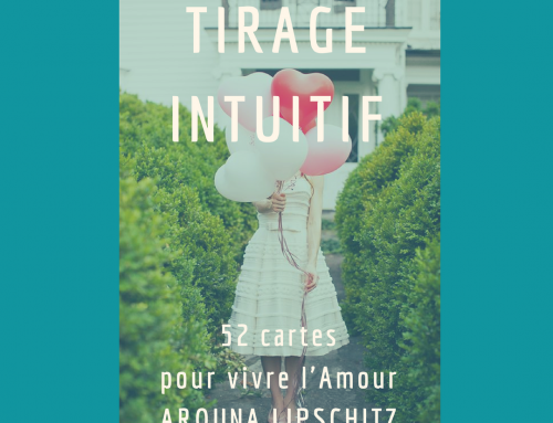 Tirage intuitif N° 1 (cartes de Arouna Lipschitz)