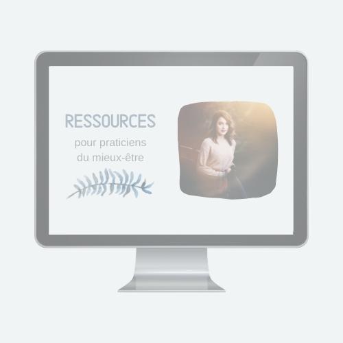 Ressources - Praticiens mieux-être